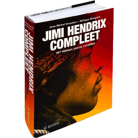 Jimi Hendrix compleet, het verhaal van de 119 songs