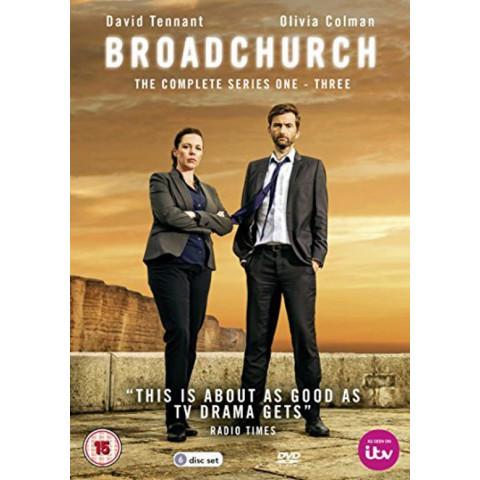 Broadchurch 1-3