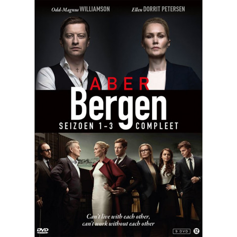 Aber Bergen - Seizoen 1-3