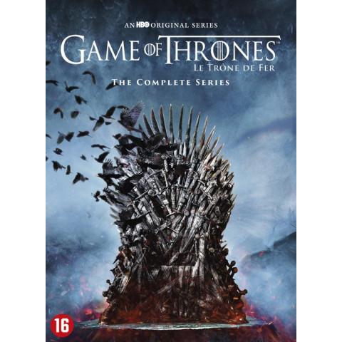 Game of thrones - Seizoen 1-8
