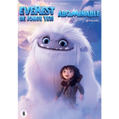 Everest de jonge Yeti (Abominable)
