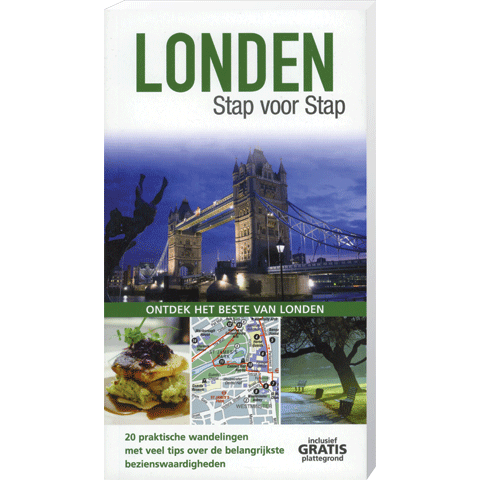 Londen Stap voor Stap