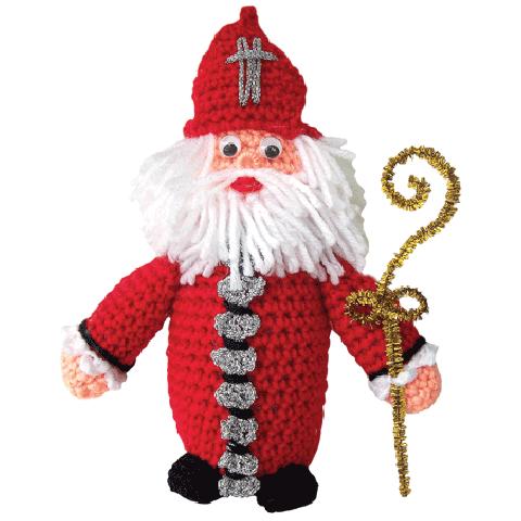 Strengels Haakpakket Sinterklaas