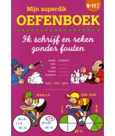 Mijn Superdik Oefenboek 9 tot11 Jaar