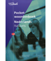 Van Dale Pocket Nederlands Italiaans (NL/IT) 1e editie