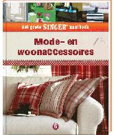 Singer naaiboek Mode en Woonaccessoires