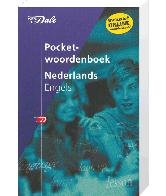 Van Dale Pocket Nederlands Engels (NL/EN) 4e editie