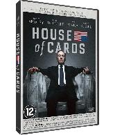Dvd box House of Cards seizoen 1