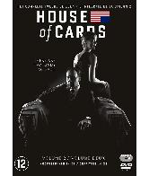 House of Cards Seizoen 2 (4 dvd's)
