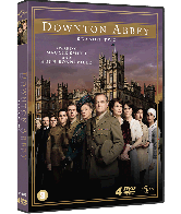 Dvd Ddownton Abbey seizoen 2
