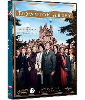 Downton Abbey seizoen 4 (4dvd's)