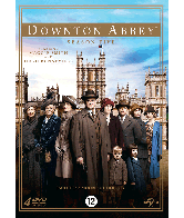 Dvd Downton Abbey seizoen 5