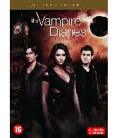 Dvd The Vampire Diaries seizoen 6 (5 dvd)