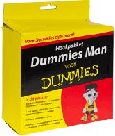 Haakpakket Dummies Man voor dummies