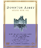 Dvd Downton Abbey complete collectie