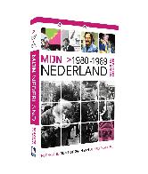 Mijn Nederland (incl 2 dvd's) In Woord en Beeld - 1980-1989