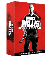 Dvd Bruce willis box (4dvd)