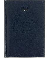 Bureau agenda 2018 donkerblauw