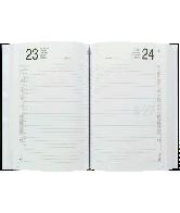 Bureau agenda 2018 zwart