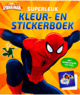 Spider-Man stickerboek