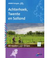 ANWB Fietsgids Achterhoek, Twente en Salland