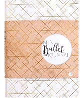 Mijn bullet journal goud