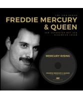 The Icon Series: Freddie Mercury & Queen (boek+dvd)
