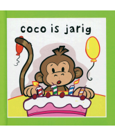 Coco is jarig