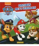 Paw Patrol Omnibus 1 - met 3 verhalen